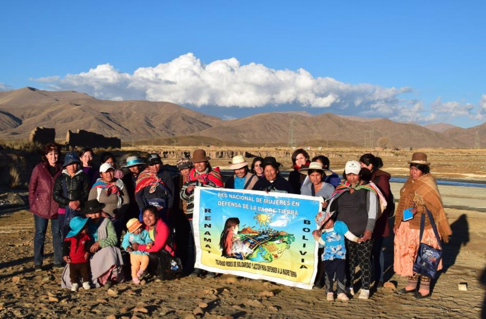 Bolivia: contaminación de aguas en Realenga despierta la resistencia de la comunidad contra las mineras