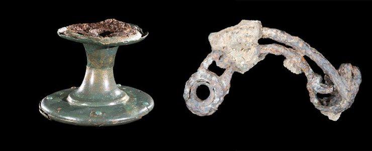 Desentierran un tesoro escondido de la Edad del Bronce en el Reino Unido