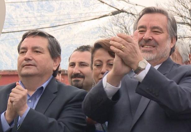 Ampliación de querella contra alcalde de San Ramón acusa nuevas irregularidades en campaña por Guillier