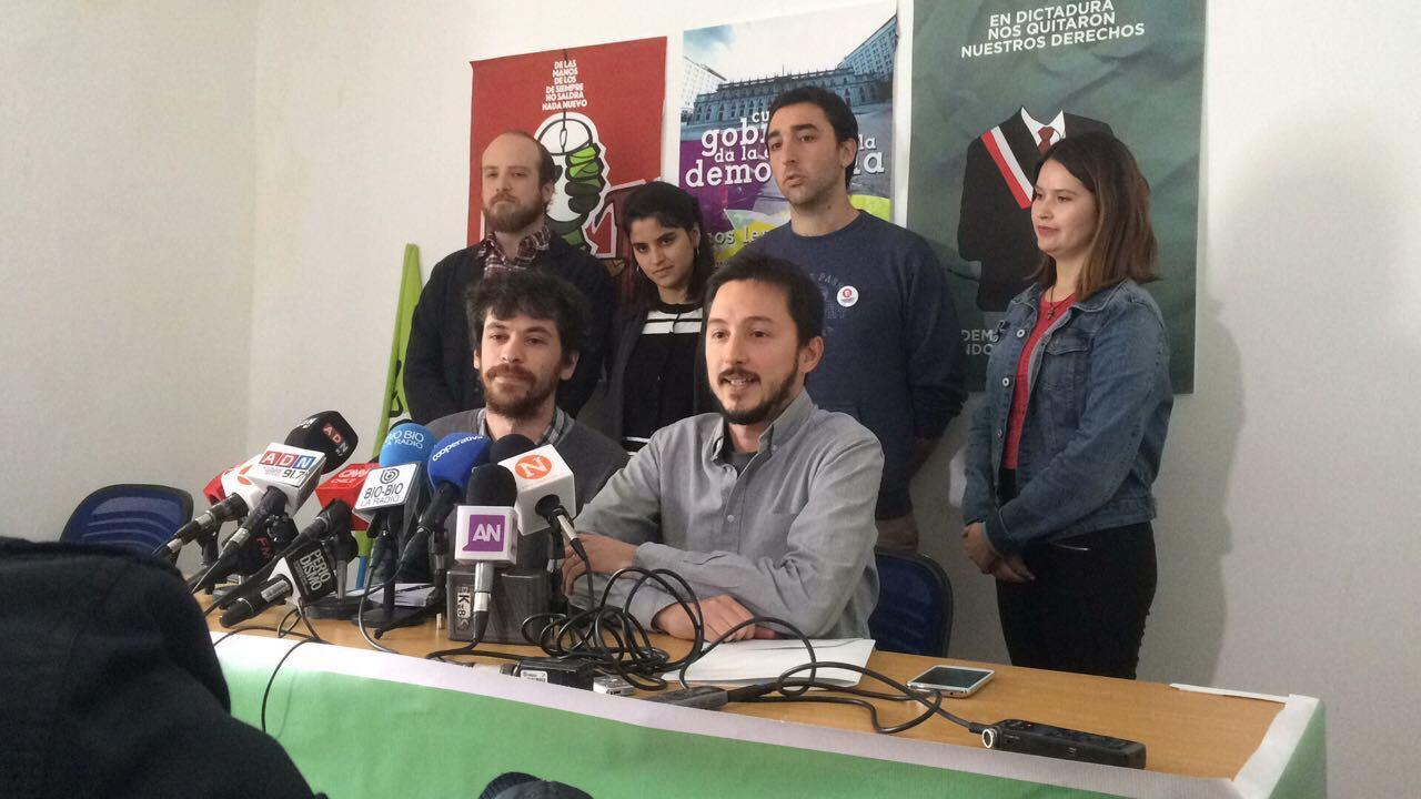 Segunda Vuelta: Izquierda Autónoma emplaza al Gobierno con agenda corta para aterrizar promesas de Guillier «aquí y ahora»