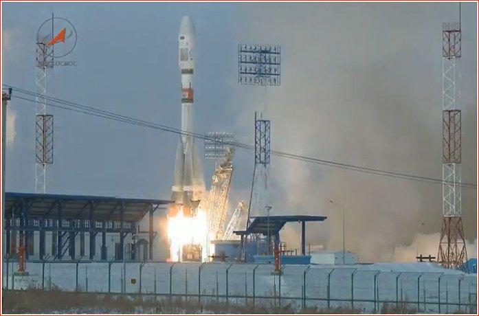 Rusia pierde contacto con importante satélite a horas de haber sido lanzado