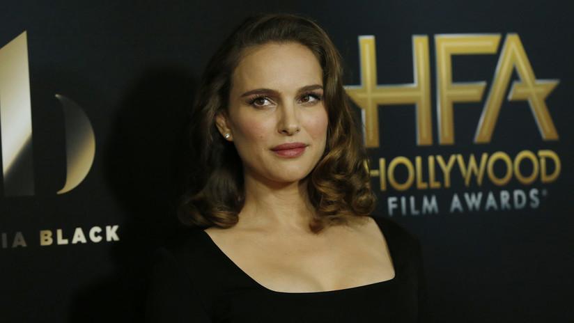 Estados Unidos: Natalie Portman asegura tener «100 historias sobre el acoso en Hollywood»