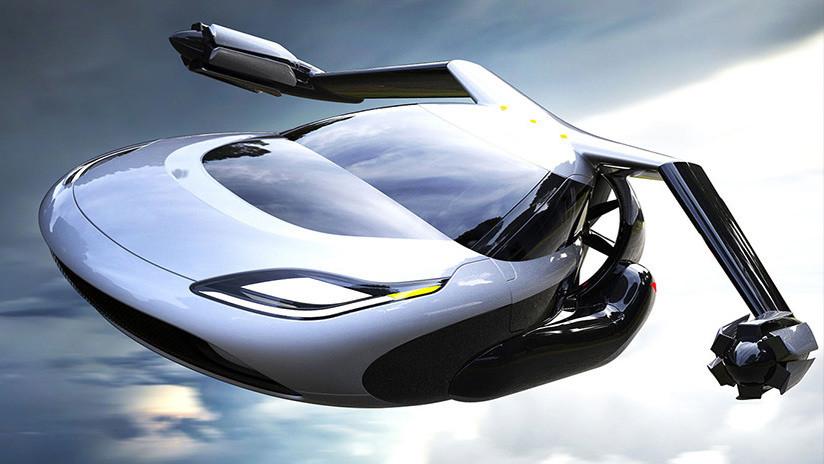 El futuro ya llegó: el primer auto volador podría aparecer en 2019