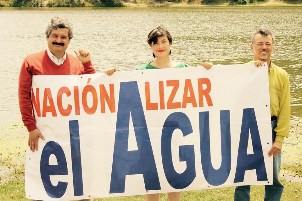 Candidatos del Frente Amplio se unen para defender el agua del Marga Marga y Casablanca