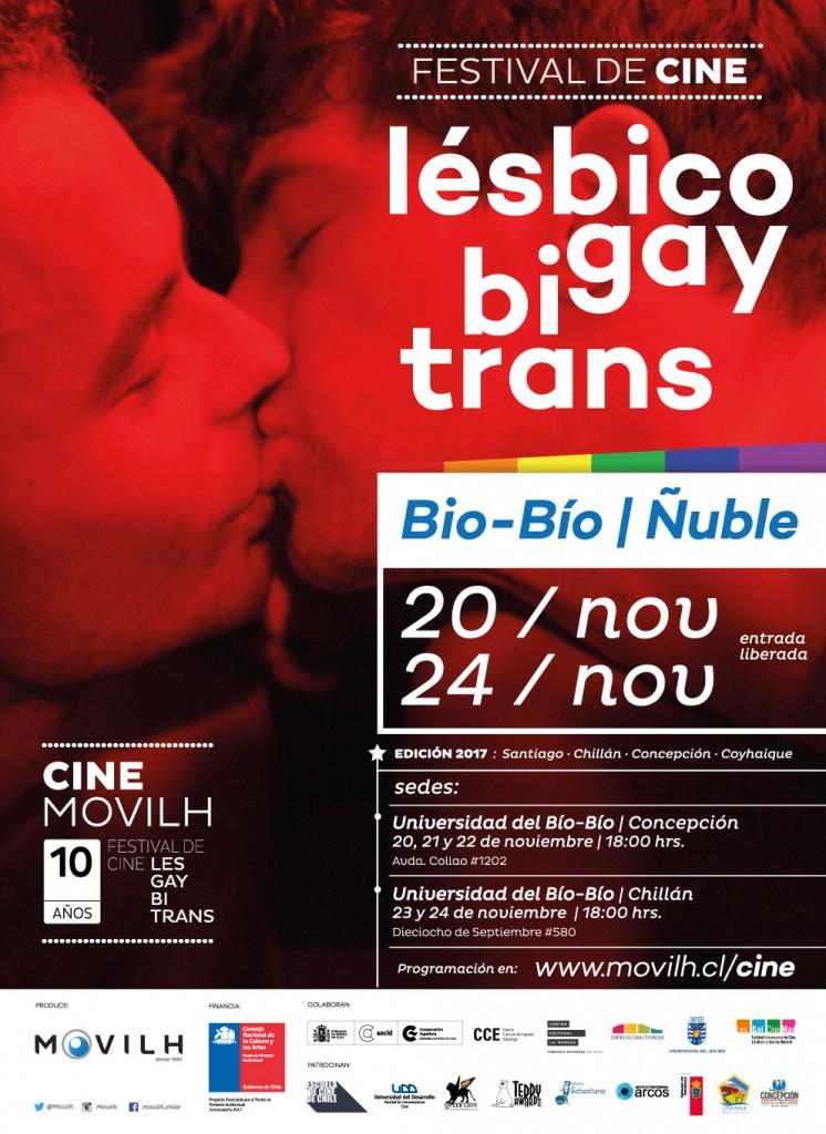Festival de Cine de la Diversidad Sexual llega a las regiones del Biobío y Ñuble