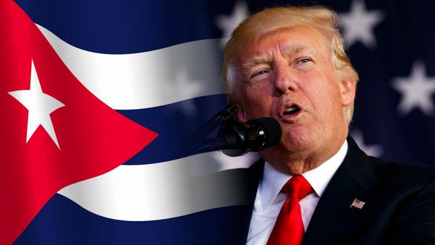 Cuba: Trump aplica medidas que empeoran el bloqueo a la isla