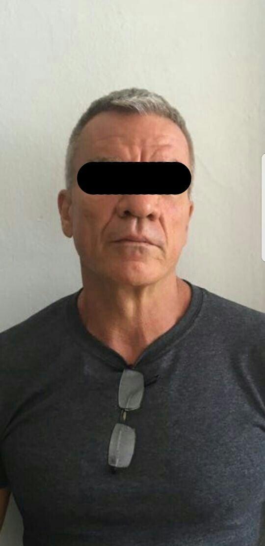 Estados Unidos: capturan en México a uno de los 15 fugitivos más buscados