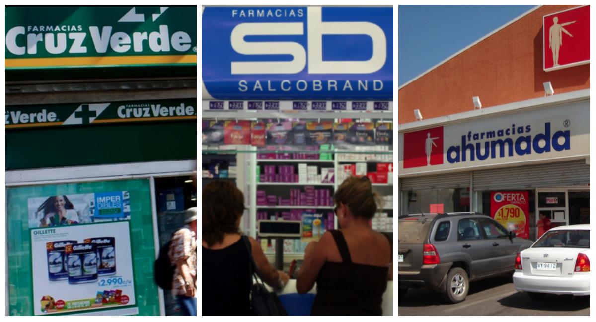 Comparación en aplicación de celular revela similitud de precios entre grandes cadenas farmacéuticas