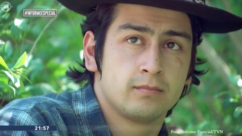 Celular de Santiago Maldonado pertenecería a cantautor chileno