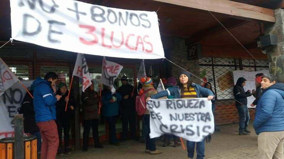 Pucón: Tribunal falla contra Supermercado Eltit por negarse a posponer negociación con su sindicato