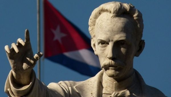 La poesía de José Martí: versos claves para pensar la región