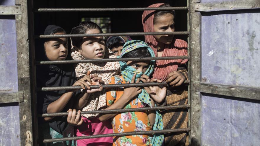 Birmania: ONU dice que hay varios testimonios sobre esclavitud sexual contra mujeres rohingyas