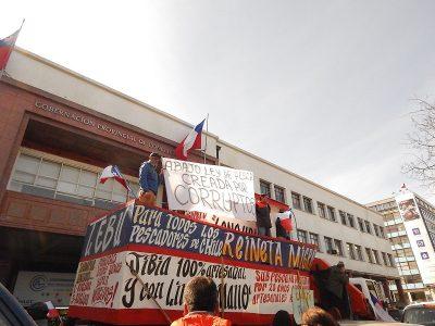 Pescadores de Lebu demandan al Estado por incumplimiento de acuerdos respecto a denominación de la reineta
