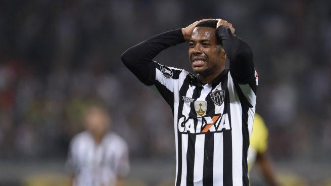 Robinho rechaza la condena por violación y apelará