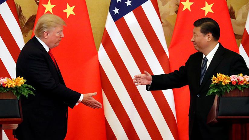 """Estados Unidos: vaticinan """"una guerra comercial"""" con China dentro de seis meses"""