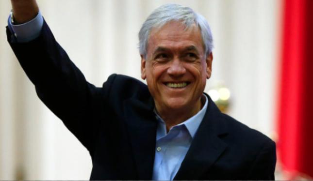 Servel: Piñera consolida ventaja con el 67% de las mesas escrutadas