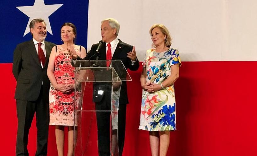"""Piñera afirma que """"hay muy buenas ideas"""" en el programa de Guillier"""