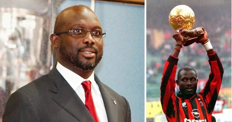 George Weah es oficializado como Presidente electo de Liberia