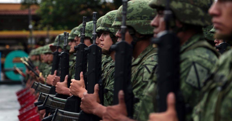 México: El Senado discute Ley de Seguridad y Gobierno asegura que no es para militarizar.