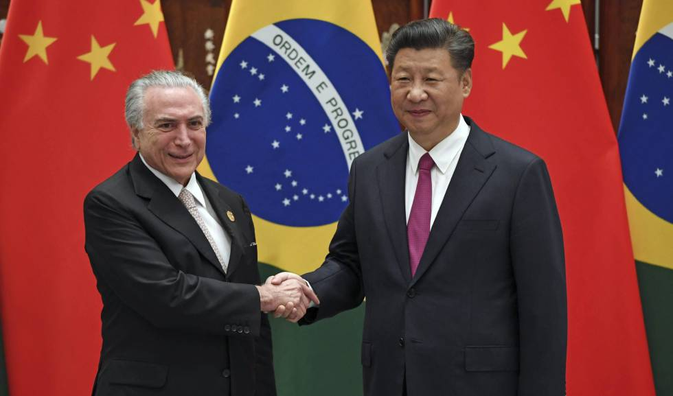 China entra de lleno en Brasil con las privatizaciones