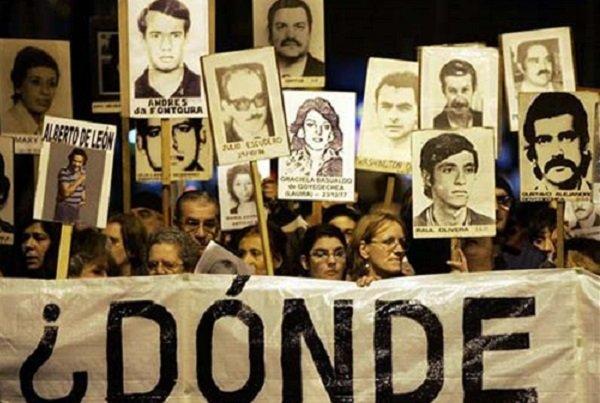 Uruguay: familiares de desaparecidos exigen la inmediata remoción del Jefe del Ejército