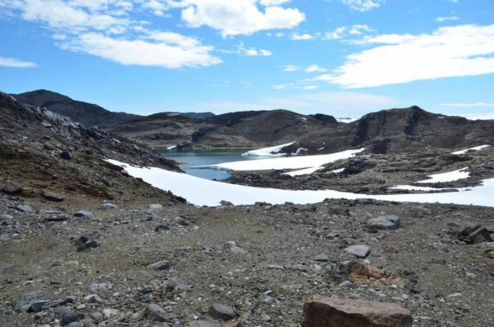 Descubren microorganismos antárticos que se alimentan del aire
