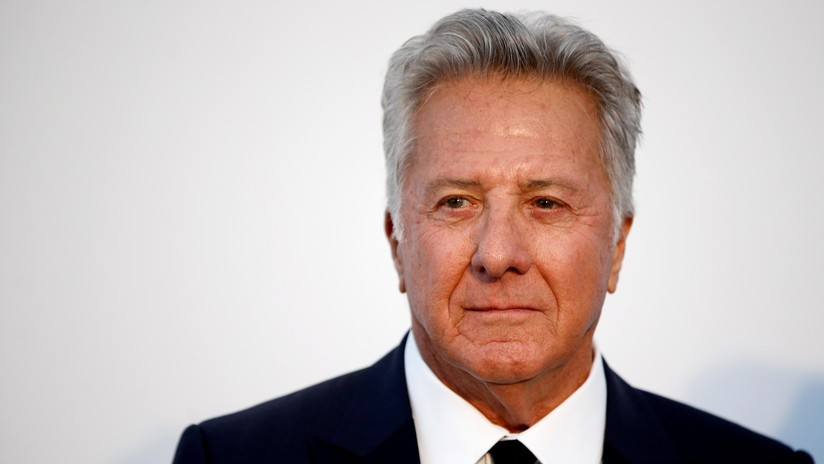 #MeToo: tres mujeres denuncia a Dustin Hoffman de agresiones sexuales