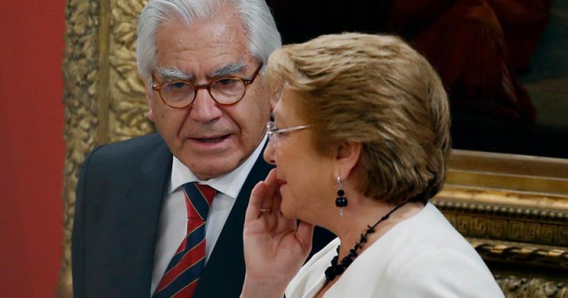 Operación Huracán: Bachelet anuncia «peritaje independiente» y reitera que «es clave que sepamos la verdad»