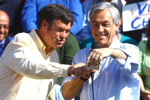 Se endurece pugna en campaña de Piñera: Ossandón dice que José Antonio y Felipe Kast lo perjudican
