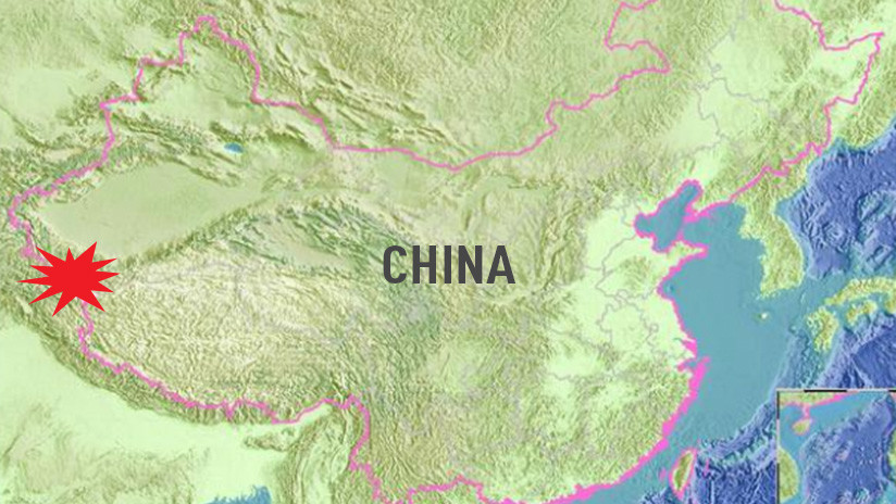 China: se produce un sismo de 5,2 de magnitud en el gigante asiático