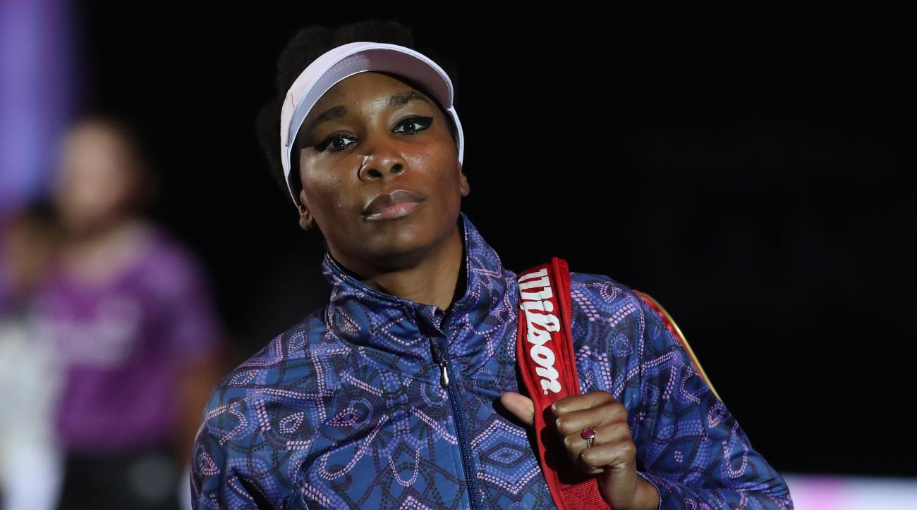 Informe policial exonera a la tenista Venus Williams en el mortal accidente
