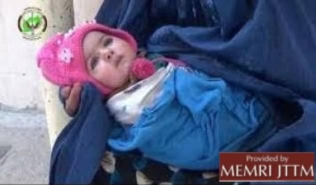 Talibanes esconden explosivos en un bebé de 4 meses para atacar una ciudad afgana