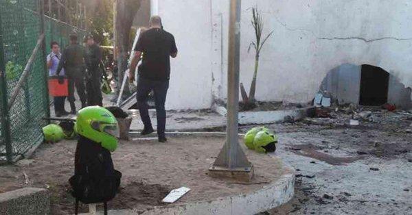 Colombia: Ocho muertos tras bombazo contra estación de policía en Barranquilla