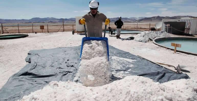 ¿Qué hace Bolivia con el litio?