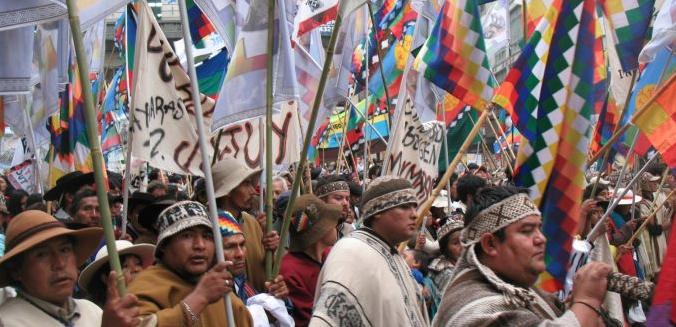 Consejo Nacional de Pueblos Indígenas es aprobado en la Sala del Senado