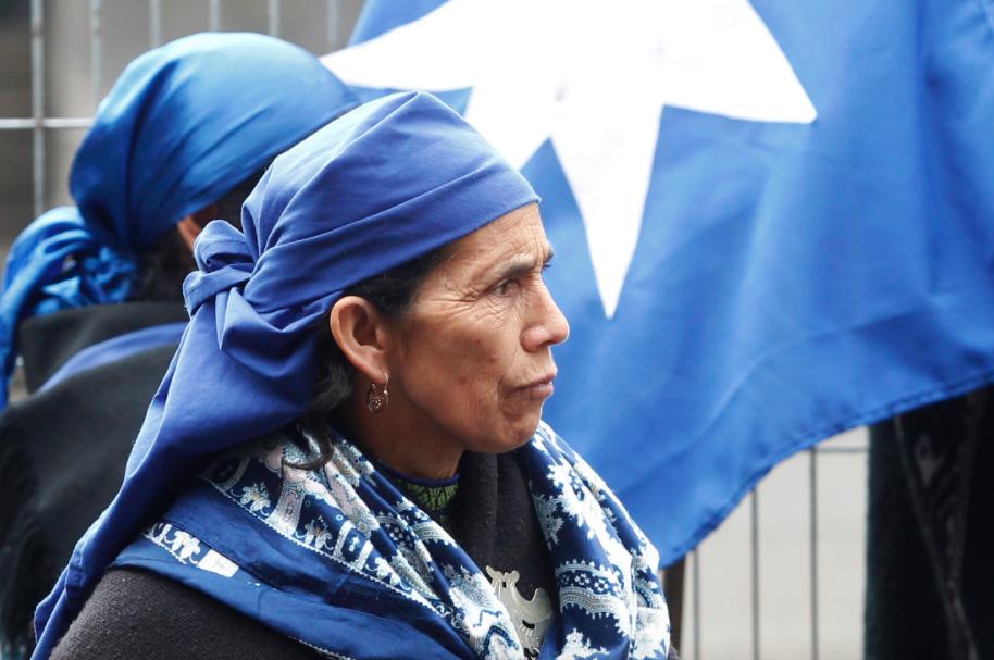 """Observatorio de Defensores de DDHH: """"La anulación del juicio no implica culpabilidad de machi Lincoano y comuneros mapuches"""""""