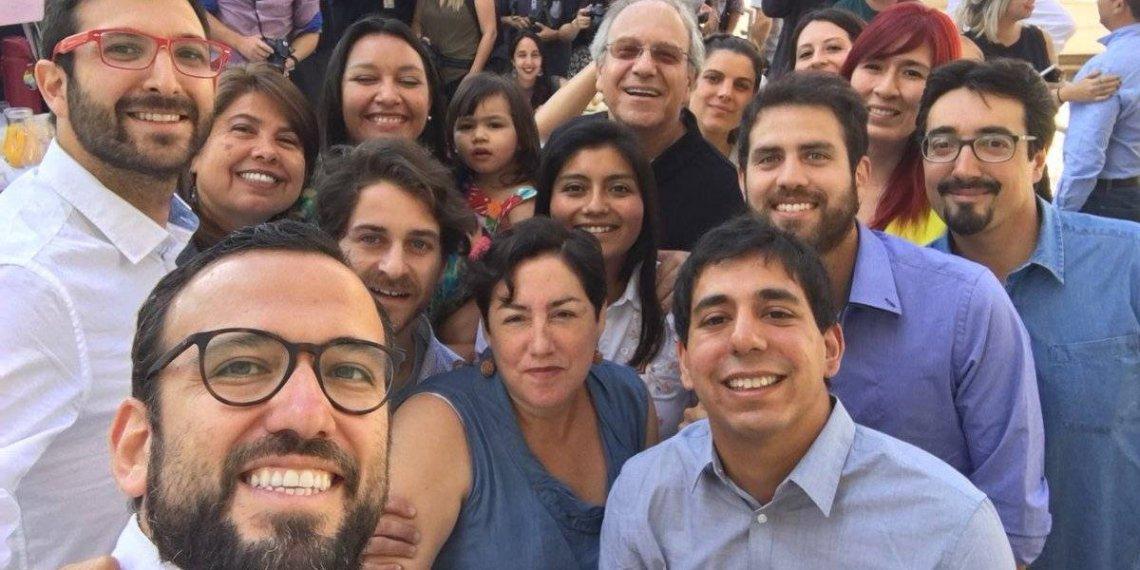 Movimientos por la izquierda en el primer aniversario del Frente Amplio