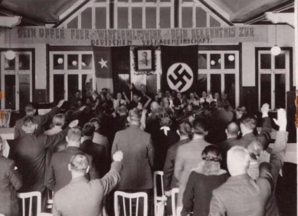 Top secret: Publican online documentos nazis sobre espionaje en Chile
