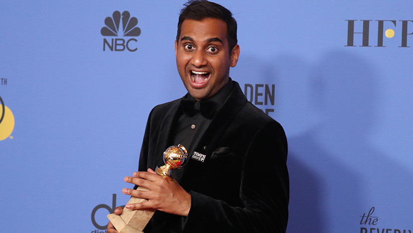 #MeToo: ganador del Globo de Oro es señalado como acosador sexual
