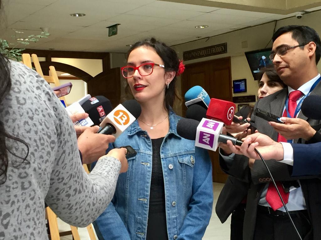 Educación superior: Parlamentarias comunistas valoran la eliminación del Aporte Fiscal Indirecto