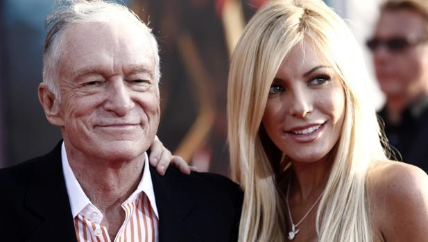 La razones de Crystal Hefner para alejarse de la mansión Playboy