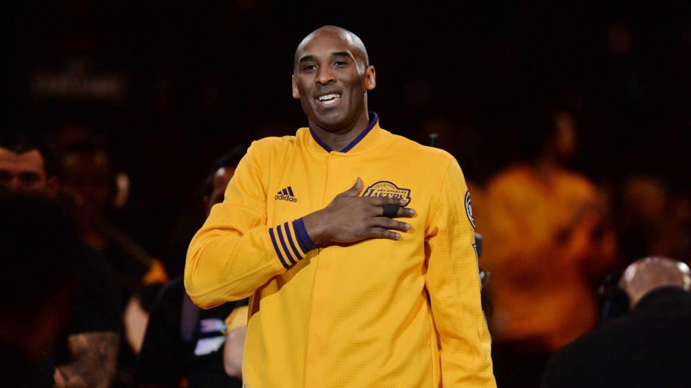 Kobe Bryant fue nominado a los premios Óscar