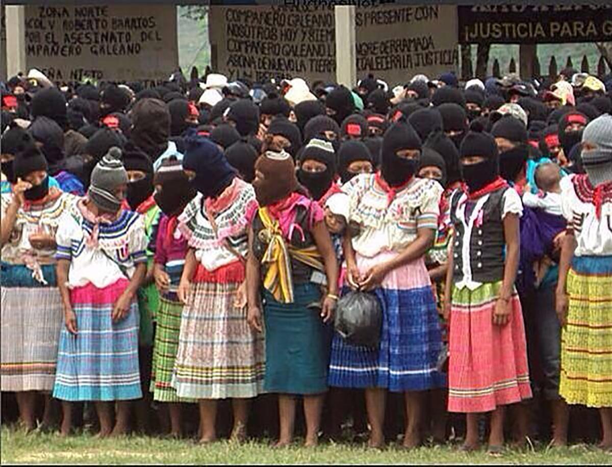 México: Pueblos originarios asestan duro golpe a partidos políticos