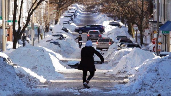 Ola de frío polar en EE.UU. y Canadá ha dejado más de una veintena de muertos