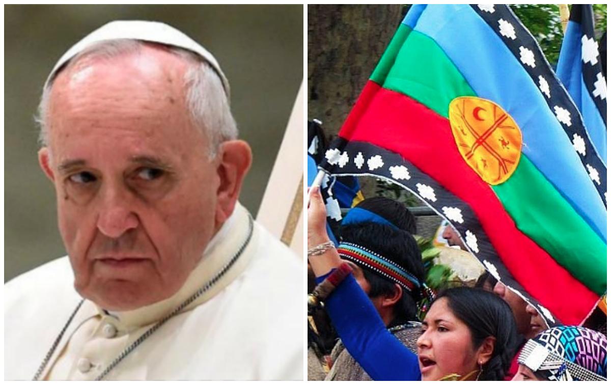 Temuco: Por fin revelan los nombres de las personas que ahora almuerzan con el Papa