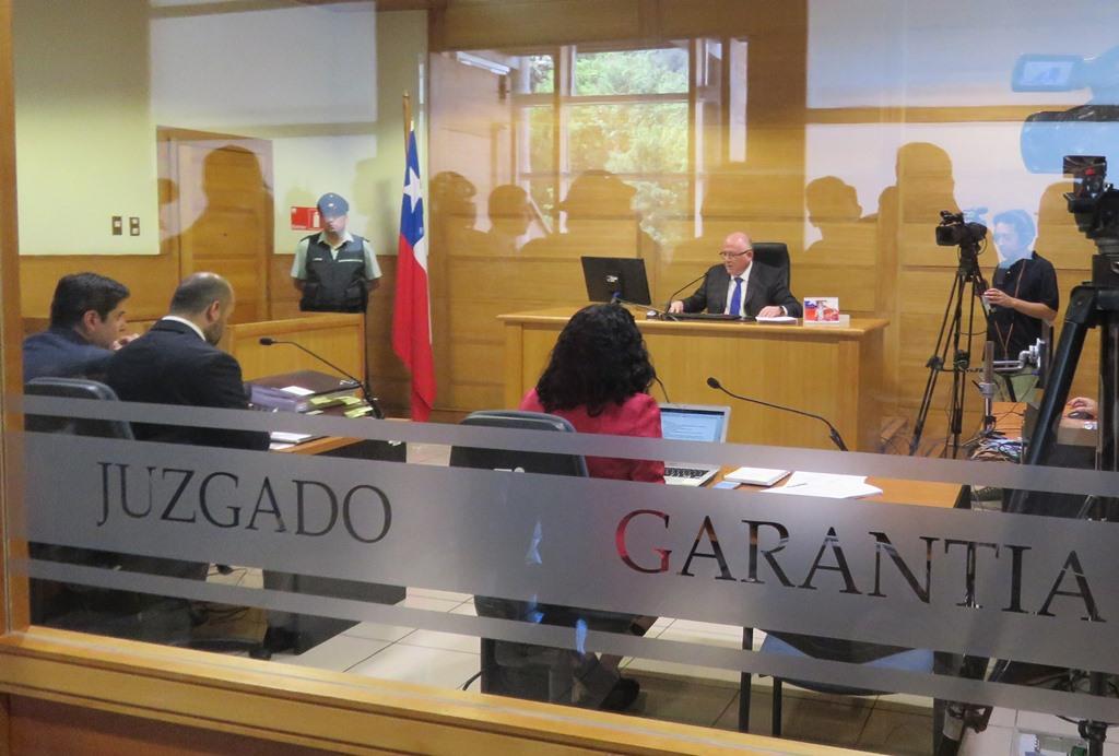 Operación Huracán: Juzgado de Garantía de Temuco acogió querella presentada por el Gobierno