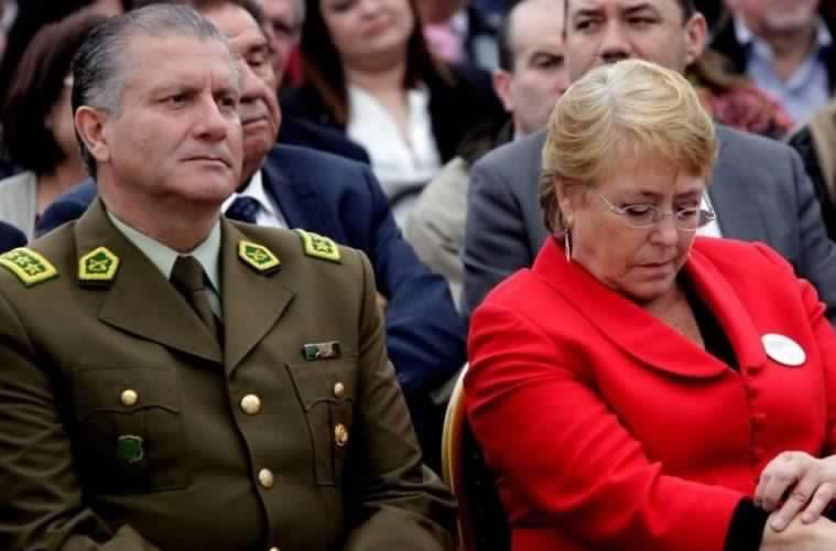 Operación Huracán: Gobierno se querella por manipulación de pruebas por parte de Carabineros
