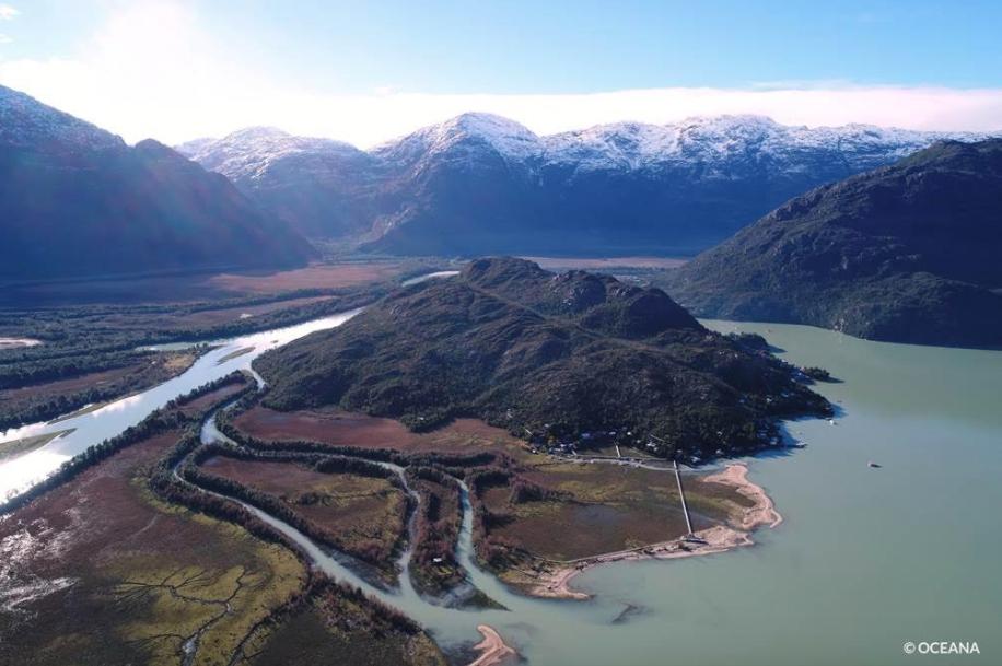 Aprueban creación de Área Marina Protegida en Caleta Tortel