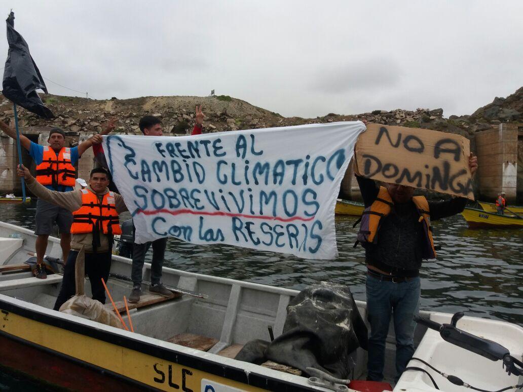 """Organizaciones firmes ante posible conciliación por minera Dominga: """"La única solución es que no se haga el proyecto"""""""