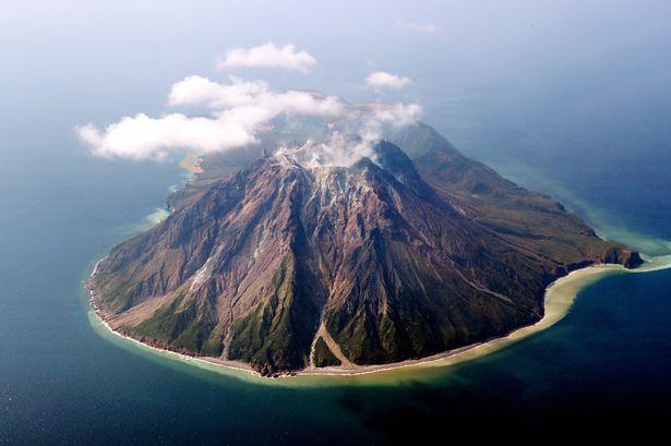 Descubren en Japón un domo de lava gigante que podría liberar grandes cantidades de material volcánico
